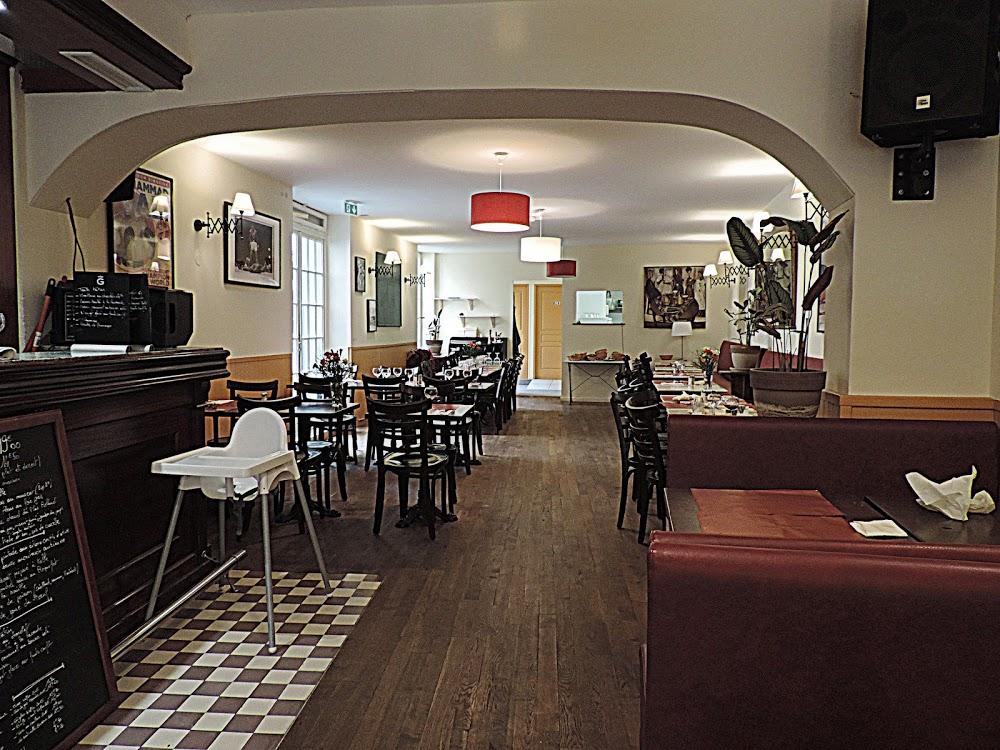 Cafe Brasserie Chez Hansi
