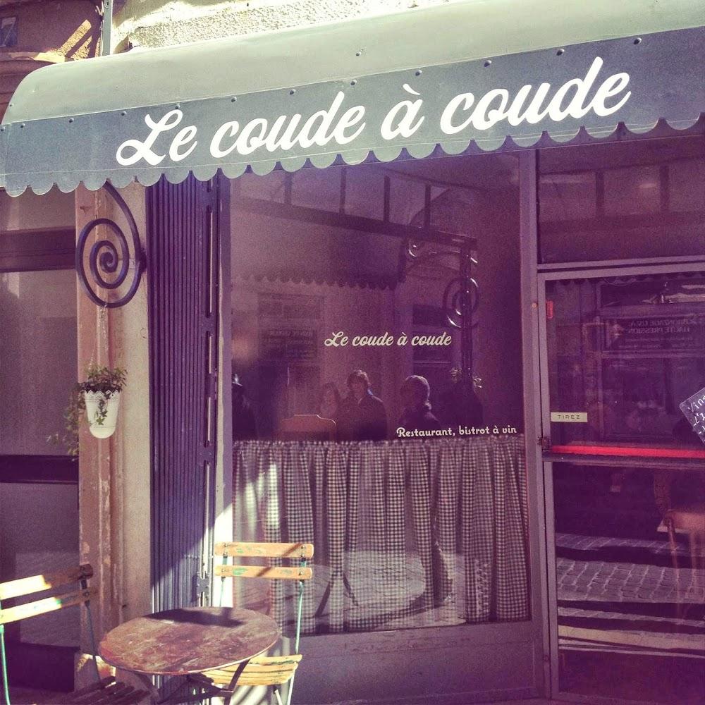 Le coude à coude – Restaurant & Bistro à Vins