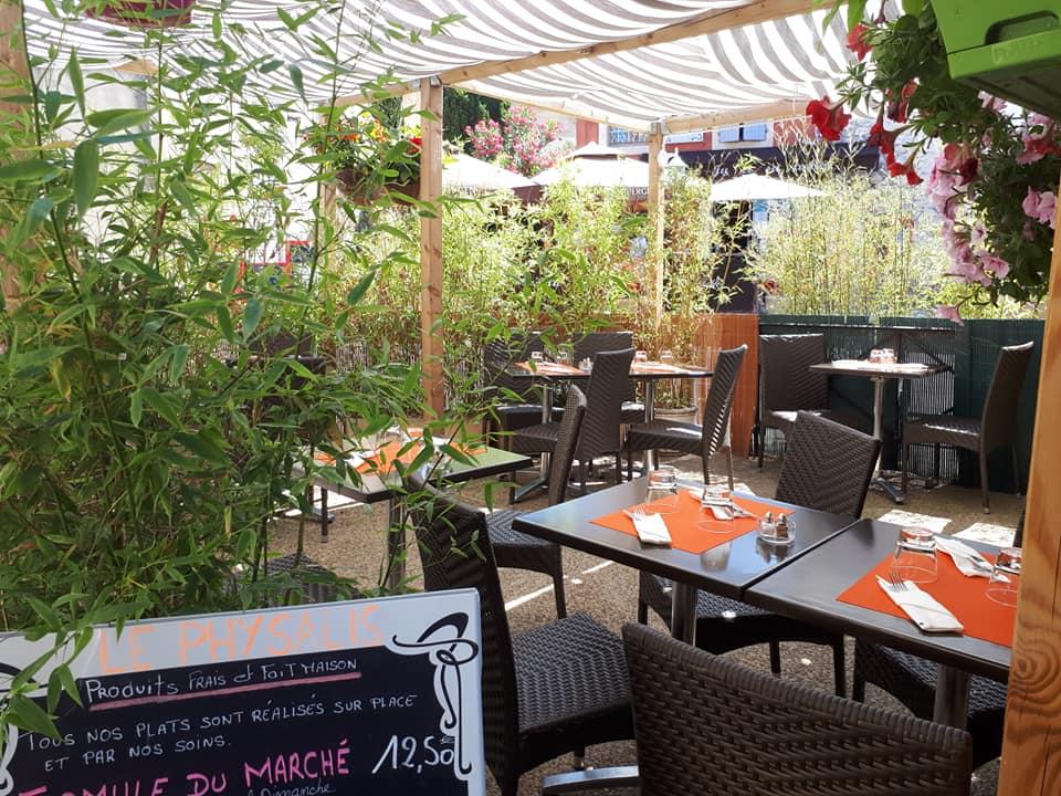 Le Physalis Restaurant