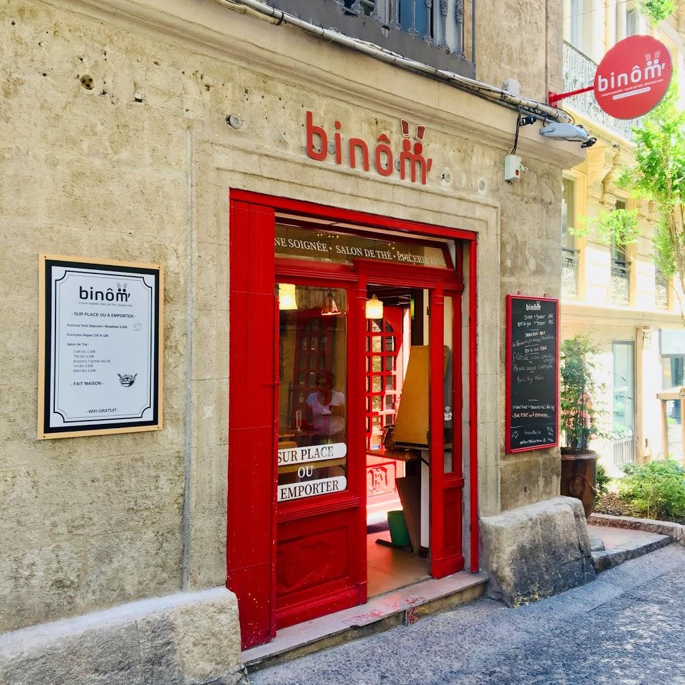 Binôm restaurant